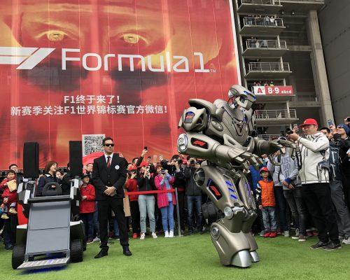 Chinese F1 Grand Prix – Shanghai, China – 2018